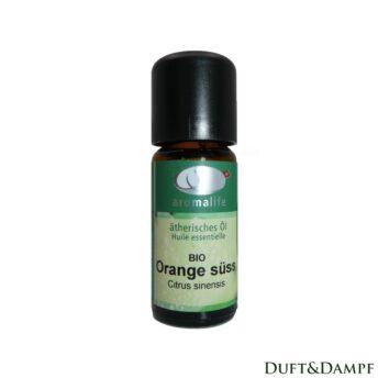 Orange süss ätherisches Öl Bio 10ml