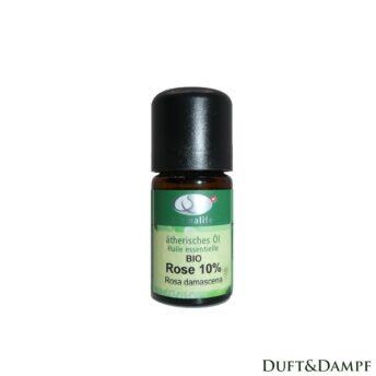 Rose ätherisches Öl 10% Bio 5ml