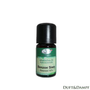Benzoe Siam ätherisches Öl (Resinoid 50%) 5ml
