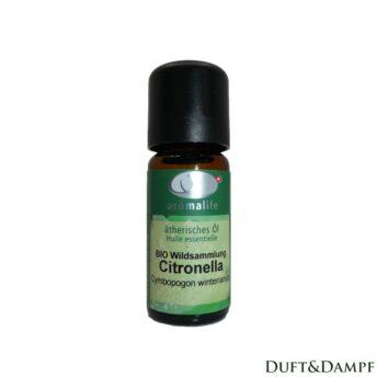 Citronella ätherisches Öl Bio 10ml