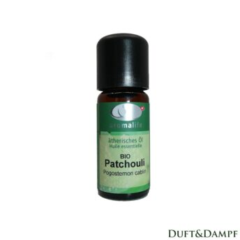 Patchouli ätherisches Öl Bio 10ml