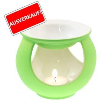 Duftlampe Keramik, grün