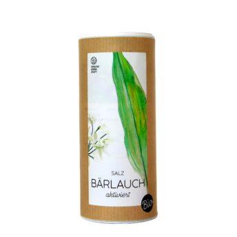 Genusswerkstatt Bärlauch-Salz Bio
