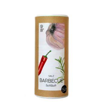 Genusswerkstatt Barbecue-Salz (Grill-Salz) Bio