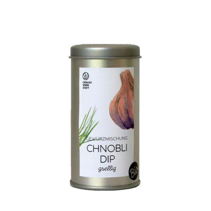 Genusswerkstatt Knoblauch-Kräuter-Dip Bio