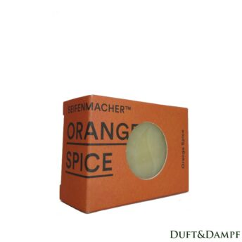 Naturseife Orange Spice