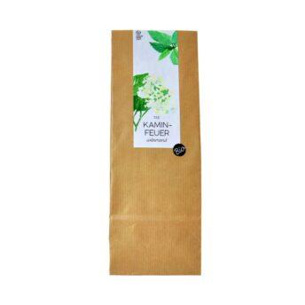Genusswerkstatt Kaminfeuer-Tee offen Bio