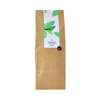Genusswerkstatt Minzen-Tee offen Bio