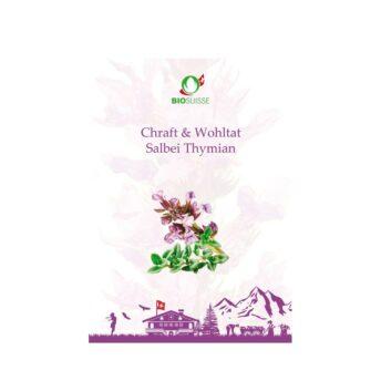 Herba Bio Suisse Teemischung Bio Chraft und Wohltat