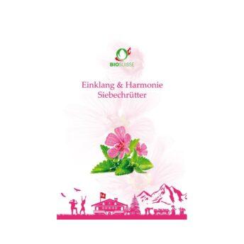 Herba Bio Suisse Teemischung Bio Einklang und Harmonie