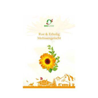 Herba Bio Suisse Teemischung Bio Rue und Erholig