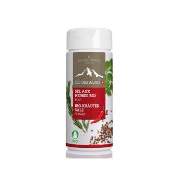 Saline de Bex Bio Kräutersalz scharf
