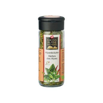 Swiss Alpine Herbs Bio Alpenkräuter