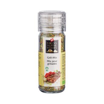 Swiss Alpine Herbs Bio Grill-Mix
