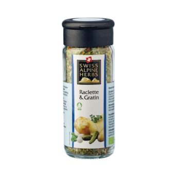 Swiss Alpine Herbs Bio Raclette & Gratin