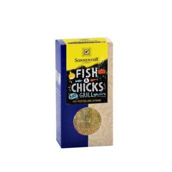 Sonnentor Fish & Chicks Grillgewürz