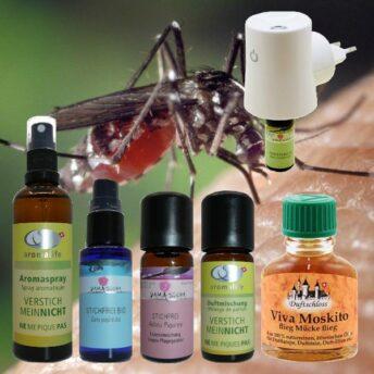 Mücken-Tschüss