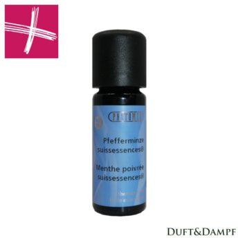 Pfefferminze ätherisches Öl Bio suissessences® 10ml